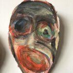 Gesicht, Keramik